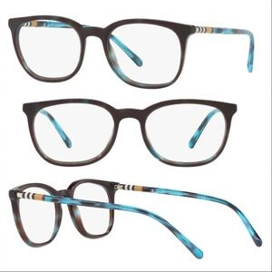 cb4e9aca4d3 Burberry Rx-able Frame Glasses